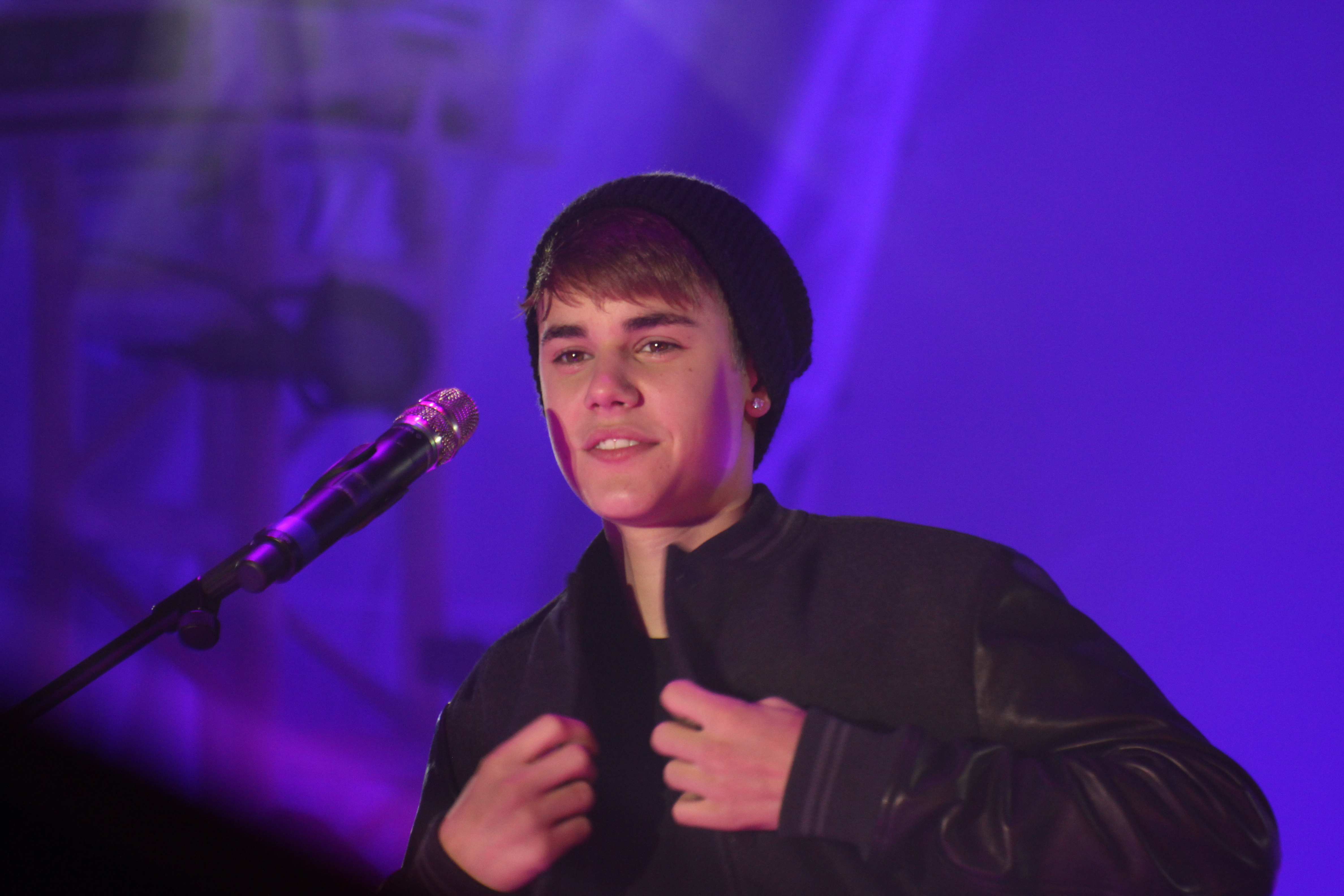 Justin Bieber in London – EK13 Photography