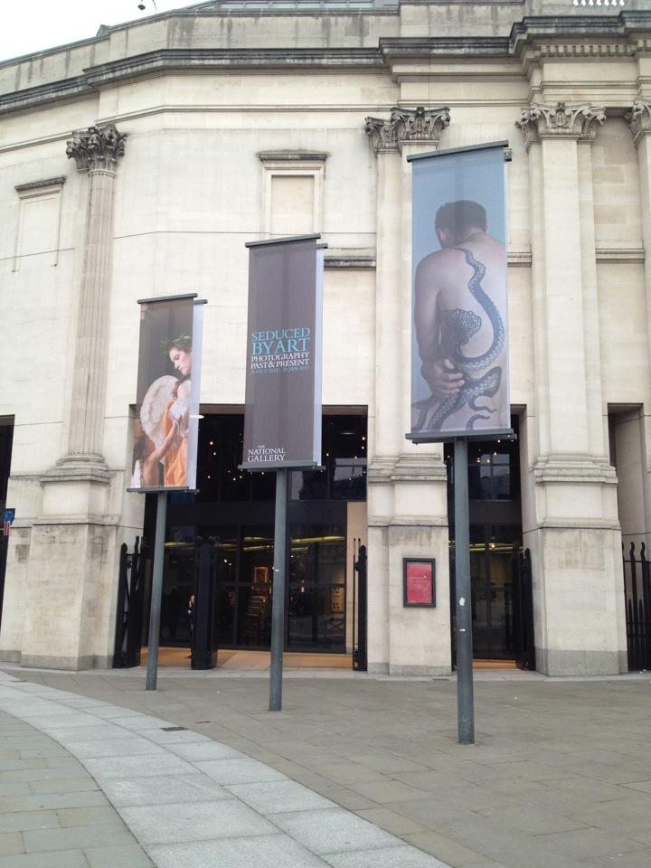 The National Gallery - Sainsbury Wing