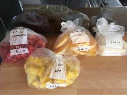 Smoothie Fruit Packs