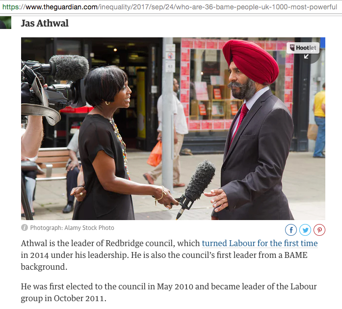 Guardian Redbridge Council Athwal