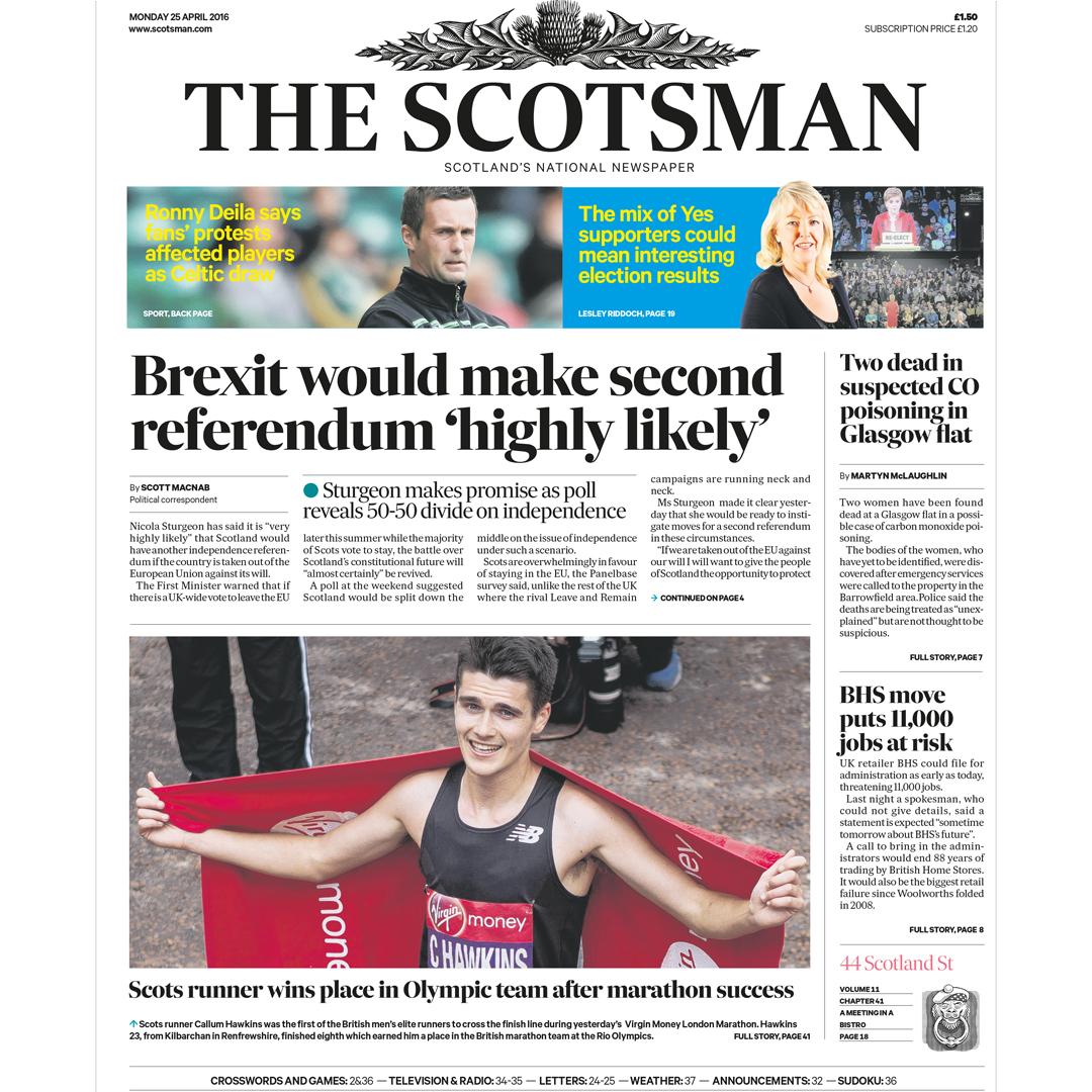 Scotsman TS