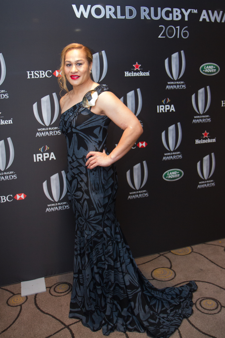 World Rugby Awards 2016. London, UK.