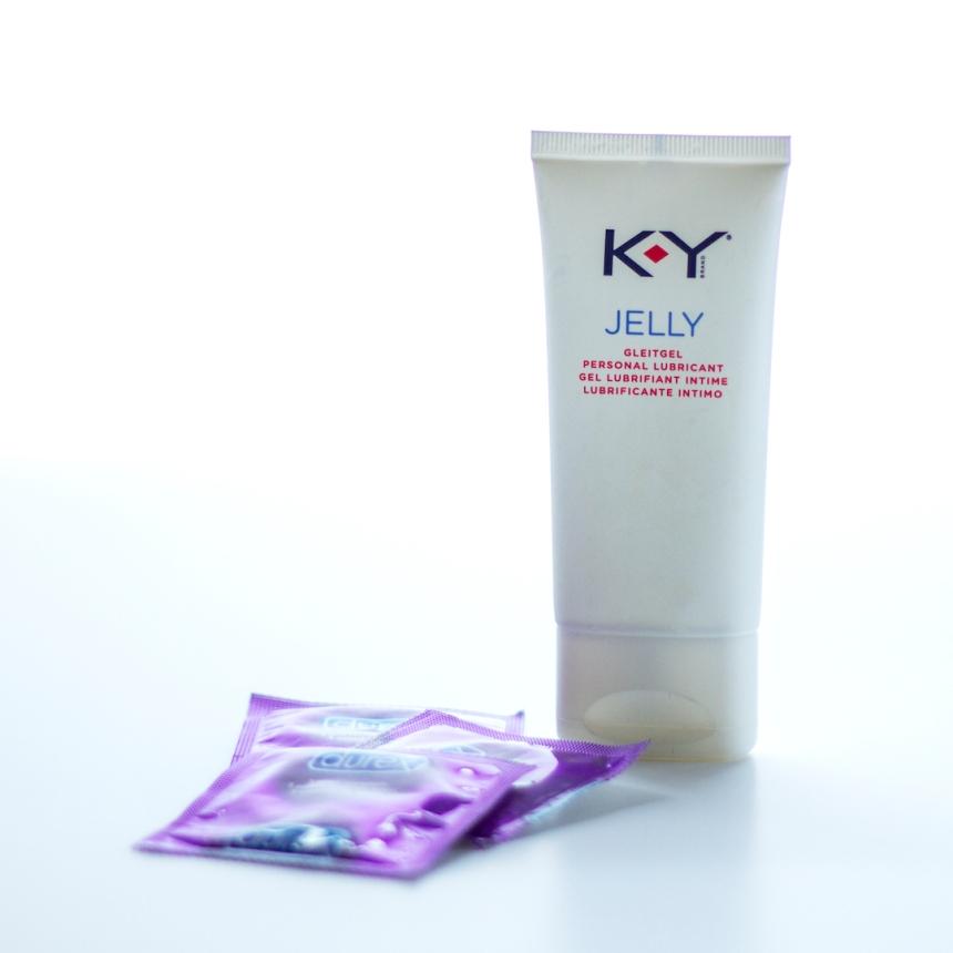 Condoms and Lub